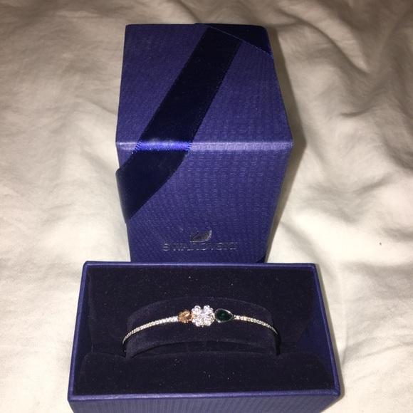 Swarovski bracelet, never worn
